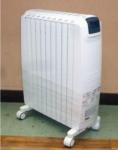 横浜市港北区 家電製品 オイルヒーターの出張買取り