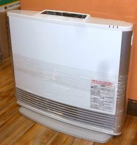 横浜市港北区 家電製品 ガスファンヒーターの出張買取り